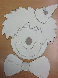Resultado de imagen de art with children elementary school clowns - Crafts for Teens elementary school Equipped with fairy wand and fairy dust, a little fairy can conjure up whatever i Clown Crafts, Carnival Crafts, Crafts For Teens To Make, Art For Kids, Diy And Crafts, Kids Crafts, Theme Carnaval, Art Projects, Projects To Try