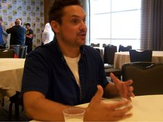 Nuke The Fridge interview with Will Friedle, John Dimaggio and Khary Payton at Voice Acting, The Voice, Will Friedle, King Ezekiel, Tv Shows, Interview, Entertaining, Film, Movie