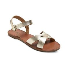 d6133c3f7bf4 Women s Elke Slide Sandals ( 11) ❤ liked on Polyvore featuring shoes