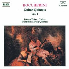 A new entry to #EmilysMusicDump #Boccherini Guitar Quintets!