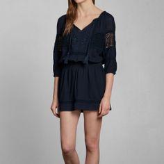 Womens Lindsey Dress | Womens Dresses & Rompers | Abercrombie.com