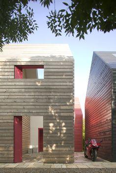 Sliding House – dRMM de Rijke Marsh Morgan Architects