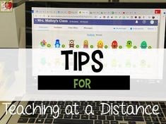 Are you in the process of remote teaching or distance learning? Here are some Tips for Teaching Your Students At a Distance Social Studies Lesson Plans, Math Lesson Plans, Teacher Blogs, Teacher Resources, Teaching Ideas, Class Dojo App, Classroom Routines And Procedures, Classroom Ideas, Daily Math