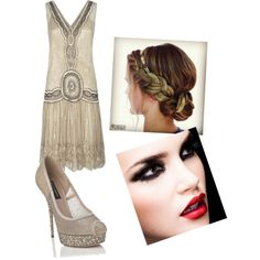 Gatsby This would be fun for Halloween!