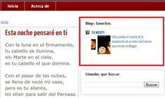 """Cómo colocarle al gadget [Lista de enlaces], más conocido como Blogroll, el atributo rel=""""nofollow"""" a los enlaces Blog, Tips, Blogging"""
