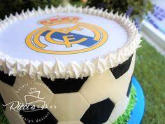 Tarta Real Madrid / Real Madrid Cake Design - Picture of Ricci's Cakes, Madrid - Tripadvisor