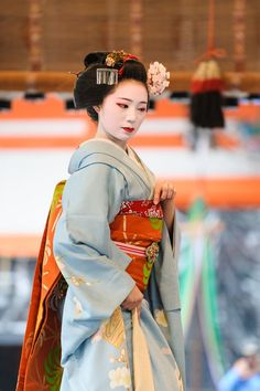 She is still active in Gion Kobu, and she now has a new maiko (Mikako) as her little sister. Description from blog.johnpaulfoster.com. I searched for this on bing.com/images