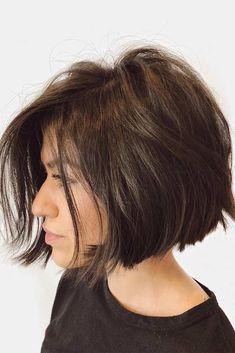 Straight Short Bob #shortshaghaircuts #shorthaircuts #haircuts #shaghaircuts #bobhaircut