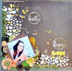 2Crafty Chipboard - A Mix of Projects from Helen for May