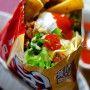 walking taco bar | ChinDeep