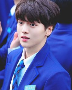 《 190321 - Sangam Blue Carpet 》 — © heartpie_ #차준호 #준호 #프로듀스X101 #울림연습생 #울림보이즈 #CHAJUNHO #PRODUCEX101 #PRODUCE_X_101 #WOOLLIMBOYS