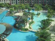 Hard Rock Hotel Singapore - the Sandy Pool