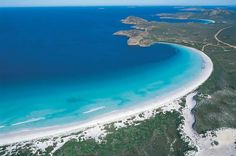 Lucky Bay - Esperance - Western Australia - been here and it's amazing! #australia #beaches #placestosee