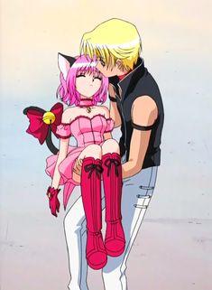 Ichigo and Ryou