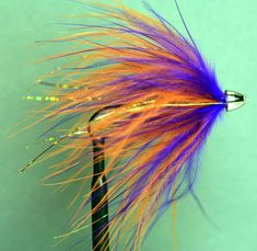 Image result for marabou steelhead fly Trout Fishing, Fly Fishing, Steelhead Flies, Salmon Flies, Fresh Water, Image, Bait, Fly Tying, Soda