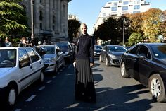 See All the Street Style From Paris Fashion Week: Aymeline Valade