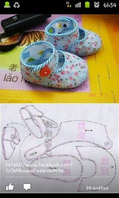me ~ Pin on Baby Girl Shoes ~ New Simple Booties Booties Template for all who love this .- Neuen Einfache Babyschuhe-Booties-Vorlage für alle, die diese schöne … New Simple Booties Booties Template for anyone who loves this beautiful … - Doll Shoe Patterns, Baby Shoes Pattern, Baby Patterns, Clothing Patterns, Dress Patterns, Sewing For Kids, Baby Sewing, Sewing Diy, Girl Doll Clothes