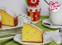 Se non c'è il sole fuori, allora portatelo in tavola con la torta soffice con ricotta e zafferano! Ecco una #ricetta golosa ideale per ogni occasione.  Clicca e scopri la ricetta...