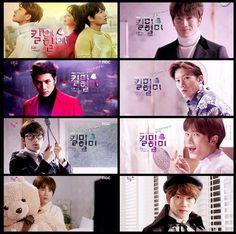 Kill Me Heal Me Spoiler ♥ DoHyun ♥ SeGi ♥ Perry Park ♥ YoSub ♥ YoNa ♥ NaNa ♥ Mr X
