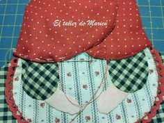 Sewing Hacks, Sewing Crafts, Patchwork Tutorial, Japanese Patchwork, Sock Dolls, Key Bag, Key Covers, Sunbonnet Sue, Aprons Vintage