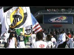 SANTOS inaugura a Red Bull Arena, em New York. Red Bulls x SANTOS F.C.