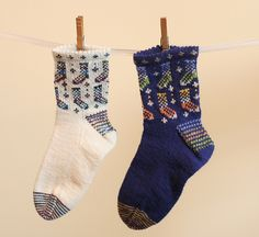 Ravelry: Sock Lover's Socks pattern by Knitwise Design