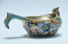 Artrust_Kwosch_Mosca Silver Enamel, Antique Silver, Russia, Antiques, Style, Antiquities, Swag, Antique