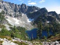Twin Lakes (Monte Cristo) — Washington Trails Association