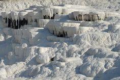 Salt Flats Pamukkale