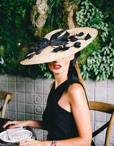 Sombrero Paysanne   Cherubina - Tocados, sombreros y mucho más