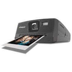 Polaroid Z340 3x4 Instant Digital Camera with ZINK (Zero Ink) Printing Technology: Camera & Photo