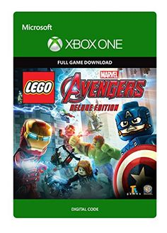LEGO Marvel's Avengers: Deluxe Edition - Xbox One Digital Code * See this great product.