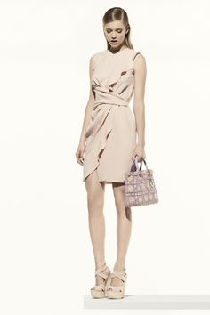 Silk Cadi Dress by Dior