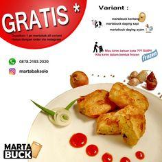 #martabak #martabuck #martabakkentang #kentang #potato #dagingsapi #dagingayam #daging #solo #surakarta #makan #makanan #jajanan #kuliner #gorengan #khas #oleholeh #onlinefood #frozen #beku #delivery #gurih #sarapan #pempek #palembang #cuko