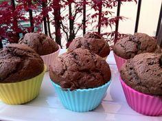 Muffin banana & cioccolato  http://www.chezuppa.it/recipes/view/muffin-banana-e-cioccolato