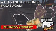 ANG UNANG BUSINESS ROBBERY SA GTA PINAS [PC/ANDROID]! | SAN ANREAS MULTIPLAYER | Gabun PH #FILIPINO