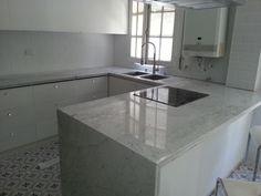 kuali cocinas - cubiertas de cocina o baño en granito , cuarzo y marmol.