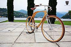 Milano Vintage - Speciale Wooden Bikes