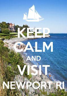 Keep Calm | Visit Newport RI