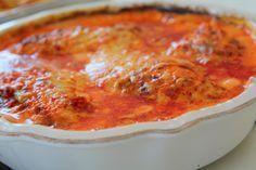 Ajvarkyckling - som ni bara måste testa - Jennys Matblogg Love Food, A Food, Food And Drink, Lchf, Food Print, Sugar Free, Macaroni And Cheese, Nom Nom, Vegetarian Recipes