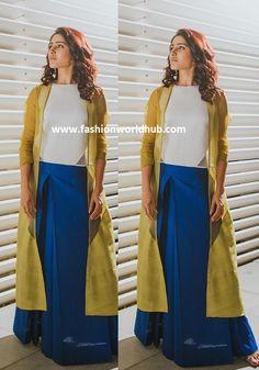 Samantha Akkineni in Payal Khandwala   Fashionworldhub