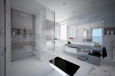 Luxusná kúpeľňa Alcove, Bathtub, Bathroom, Home Decor, Standing Bath, Washroom, Bathtubs, Decoration Home, Room Decor