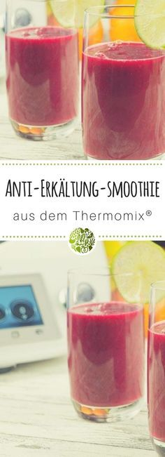 Best Photographs Anti-cold smoothie from the Thermomix in the video - will-mixen.de Strategies Healthy Smoothie Formula Most people enjoy a great smoothie , but not everybody actually feels abou Avocado Smoothie, Smoothie Detox, Smoothie Prep, Smoothie Bowl, Smoothie Recipes, Pomegranate Smoothie, Turmeric Smoothie, Strawberry Smoothie, Strawberry Banana