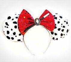 Simple Marvelous Cruella De Vil Mouse Ears
