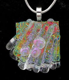 Fused-Glass-Pendant-Handmade-Dichroic-Jewelry-by-Firefly-Glass-Art