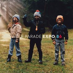 "Wolf Parade, ""Expo 86"" (Sub Pop)"