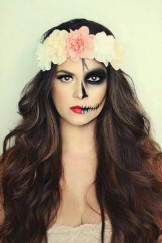 Maquillage Halloween: 99 inspirations pour le visage                                                                                                                                                                                 Plus