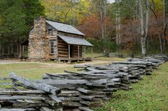 Cades Cove - One of the most beautiful places to drive in the Smokies