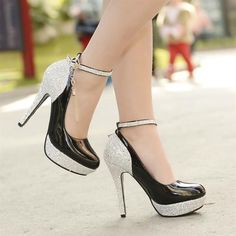 This is a high quality shoes. The item you will receive looks exactly like the picture. It will be packaged well and sent to you safe and fast.Materials:PUDetailed Measurements:Size (cm):Heel Height(c..