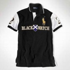 Ralph Lauren Short-Sleeved Black Watch Polo   Discount Polo shirts for men  save 30%-50% Ralph Lauren polo shirts Lacoste Polo Shirts. 2aec4cbc038